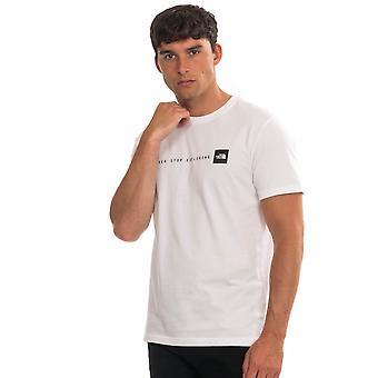 The North Face NSE Short Sleeved Mens T-Shirt