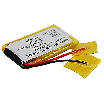 Wireless Headset Akku für Sony 381424 AHB441623 SBH-20 Li-Polymer NEU