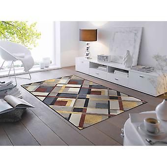 Tvätta + torr dörrmatta Art Deco tvättbar smuts matta
