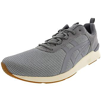ASICS Tiger Mens Gel-Lyte Runner Fabric Low Top Lace Up Running Sneaker