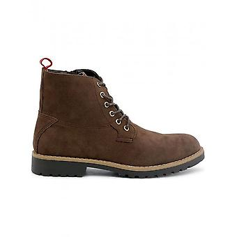 Duca di Morrone - Chaussures - Bottes de cheville - ANDERSON-BROWN - Hommes - Sienna - 45