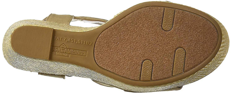 Fergalicious Women's Vantage Wedge Sandal tLkJ5