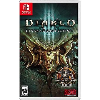 Diablo III (3) Eternal Collection Nintendo Switch Game