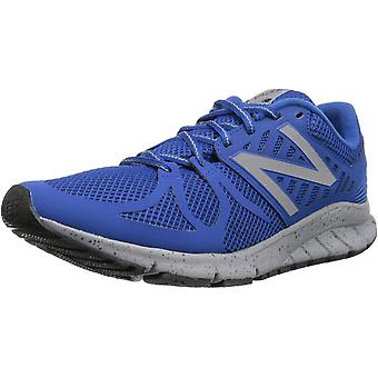 New Balance Men's Vazee RushV1 Run Shoe-M, Ocean Blue, 9 D US
