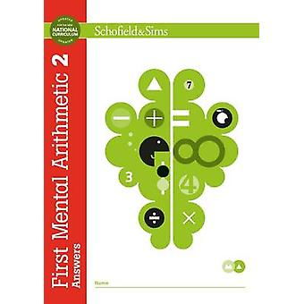 First Mental Arithmetic Answer Book 2 by Ann Montague Smith