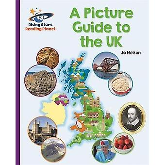 Reading Planet  A Picture Guide to the UK  Purple Galaxy by Katie Daynes