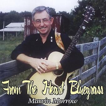 Marvin Morrow - fra the Heart Bluegrass [DVD] USA import