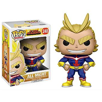 ¡Pop! Anime: My Hero Academia - All Might