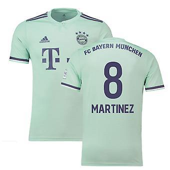2018-19 Bayern München Away Shirt (Martinez 8)