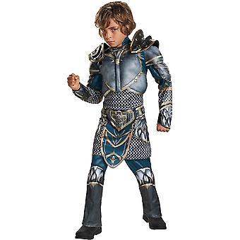 魔兽乐乐肌肉服装为儿童