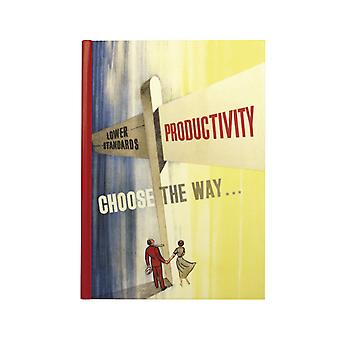 Productivity A5 Notebook - The Postal Archive Collection