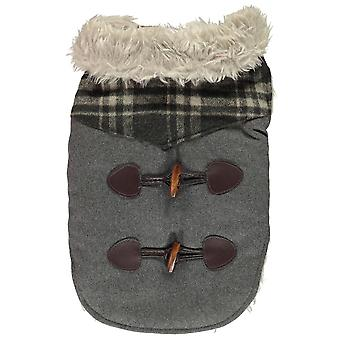 Smart Choice Fur Fleece Dog Coat Insulated Winter Warm