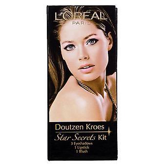 Lapos;Oreal Star Secrets Make Up Kit Doutzen Kroes
