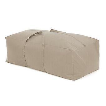 Stein wasserdicht große Kissen Aufbewahrungtasche Abdeckung Gartenmöbel Heavy Duty PU