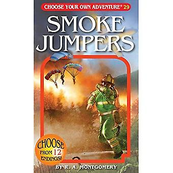 Smoke Jumpers (Choose Your Own Adventure (Paperback/Revised))