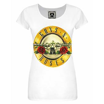 Amplified Guns N Roses Drum Women's T-Shirt