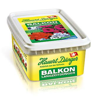 HAUERT Balcony plant fertilizer, 800 g