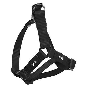 Bull Smooth Black petral (Dogs , Collars, Leads and Harnesses , Harnesses)