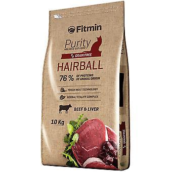 Boules de poils chat Fitmin pureté (chats, nourriture pour chats, croquettes)