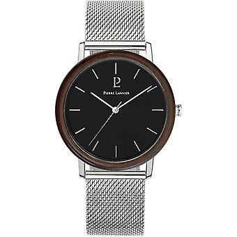 Pierre Lannier Watch Watches NATURE 238F138 - Men's Quick Release Watch