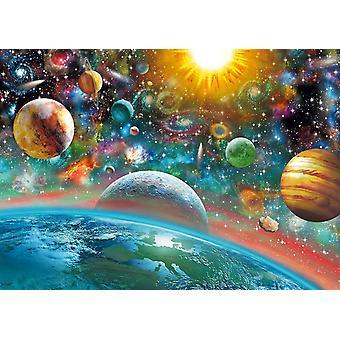لغز بانوراما الفضاء الخارجي شميت (1000 قطعة)