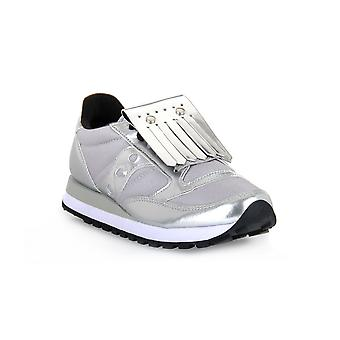 Saucony jazz silver sneakers fashion