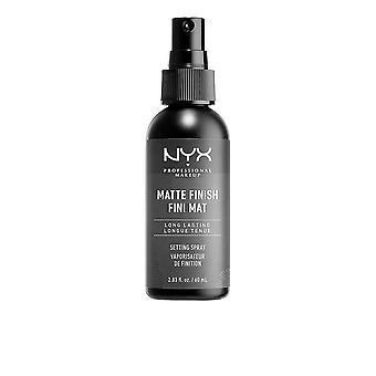 Nyx Matte Finish Setting Spray 60 ml voor dames