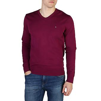 Tommy Hilfiger Original Men All Year Sweater - Violet Color 40700