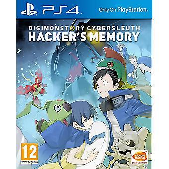 Digimon Story Cyber détective Pirates jeu PS4 de mémoire