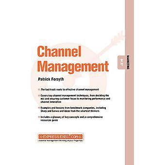 إدارة القناة بباتريك فورسيث-كتاب 9781841121956