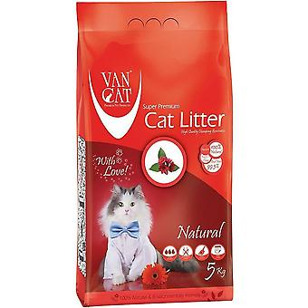 Van Cat Classic Clumping Litter Unscented (Cats , Grooming & Wellbeing , Cat Litter)