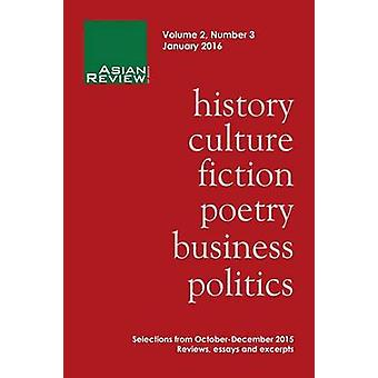 Asian Review of Books Volume 2 Number 3 January 2016 by Gordon & Peter