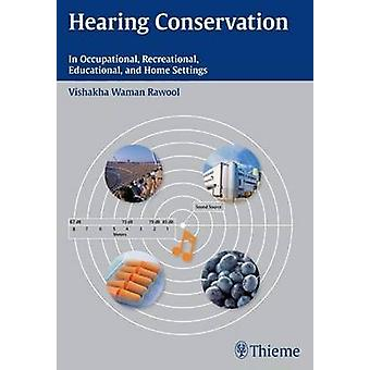 Hearing Conservation - In Occupational - Recreational - Educational -