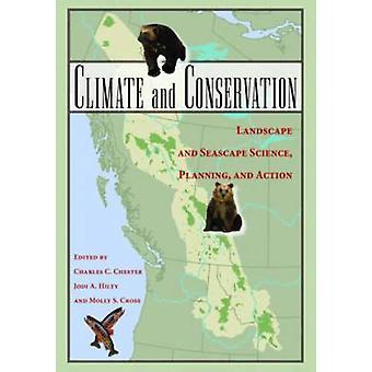 Clima e pianificazione di conservazione - paesaggio e Seascape scienza-
