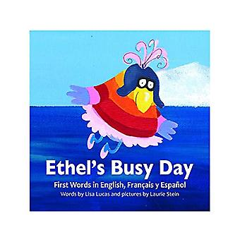 Ethelas Busy Day - Story Book by Olivia Hardy - 9789386096005 Book