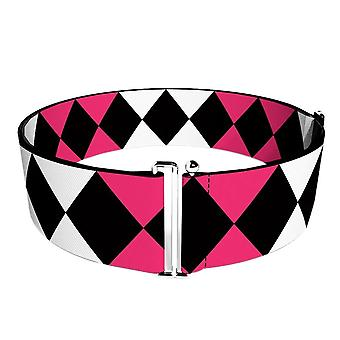 Harley Quinn Birds of Prey Diamond Split Cinch Ceinture de taille