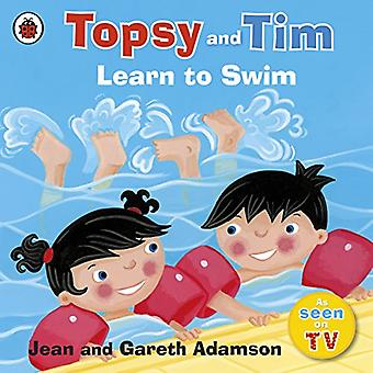 Aprender a nadar (Topsy y Tim)