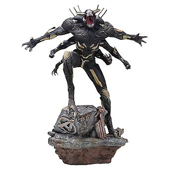 Avengers 4 Endgame General Outrider 1:10 Scale Statue