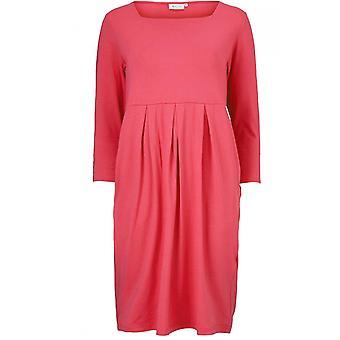 Masai Clothing Hope Coral Jersey Dress
