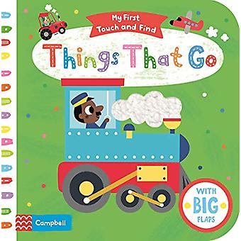 Things That Go by Tiago Americo - 9781529002867 Book