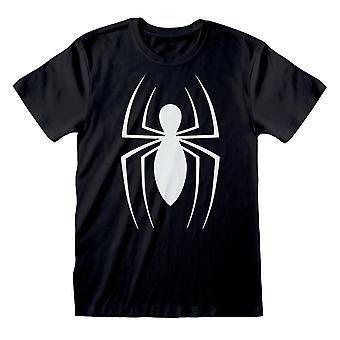 Marvel Comics Spider-Man Classic Logo Hombres's Camiseta de Marvel Comics Mercancía oficial