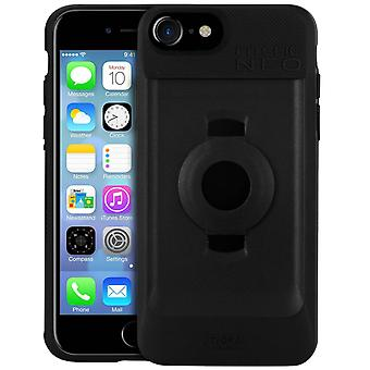 Fitclic Neo Case iPhone 6 /6S/7/8/SE 2020 Magnetic and Mechanical-Tigra, Black