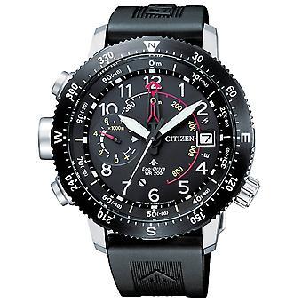 Citizen BN4044-15E Promaster Land Eco-Drive heren horloge 47 mm