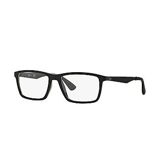 Ray-Ban RB7056 2000 Shiny Black Glasses