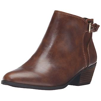 Dr. Scholl's Womens Beckoned Closed Toe Ankle Fashion Boots