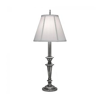 Lexington Lamp, With Off-white Shade