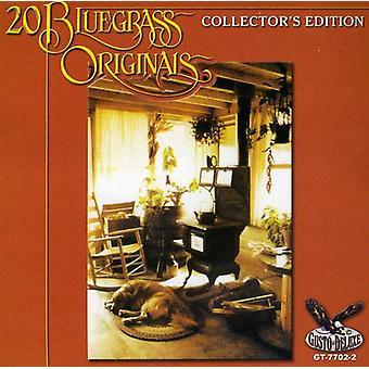 Edición 20 canciones Bluegrass originales coleccionista - importación de los E.e.u.u. Edición 20 canciones [CD] Bluegrass originales para coleccionistas