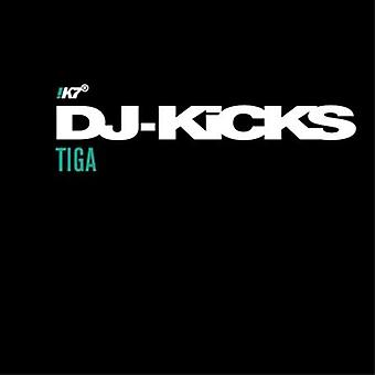 Tiga - DJ-Kicks [CD] USA import