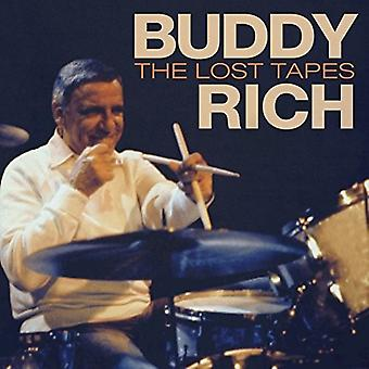 Buddy Rich - Lost Tapes [CD] USA import
