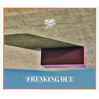 Toro Y Moi - Freaking Out [CD] USA import